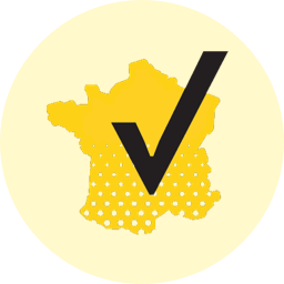 Picto carte des meilleurs terroirs français